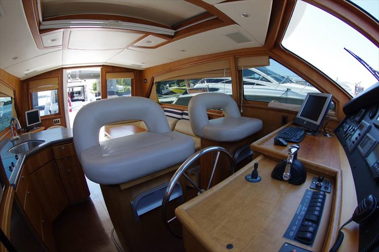 Photo 92 of 95 - 2003 Dover Craft 42 Pilot House for sale