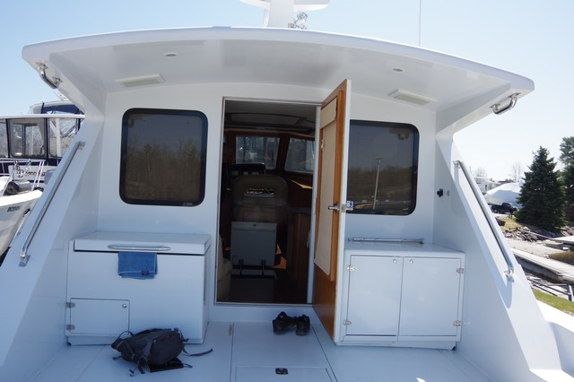 Photo 55 of 95 - 2003 Dover Craft 42 Pilot House for sale