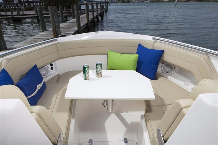 Photo 8 of 34 - 2017 Pursuit DC295 Dual Console for sale