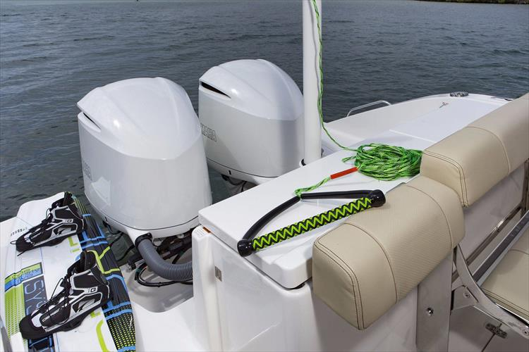 Photo 20 of 34 - 2017 Pursuit DC295 Dual Console for sale