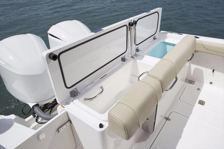 Photo 5 of 34 - 2017 Pursuit DC295 Dual Console for sale