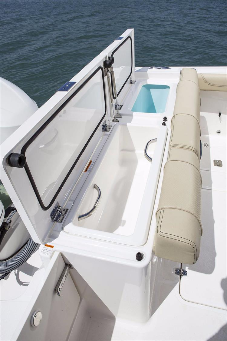 Photo 6 of 34 - 2017 Pursuit DC295 Dual Console for sale