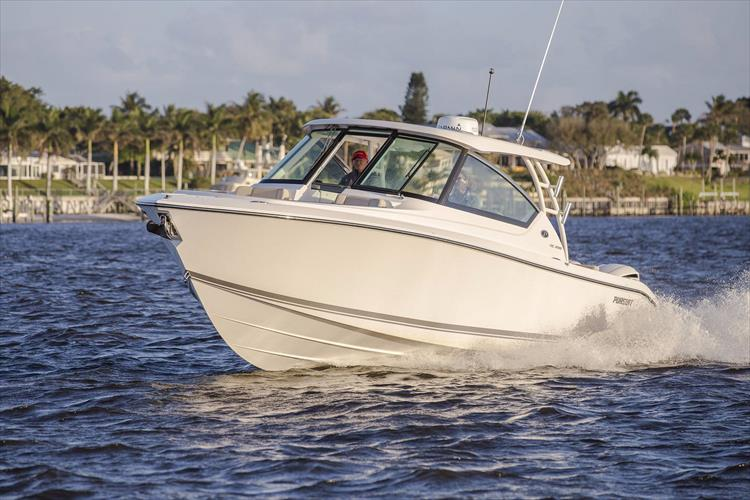 Photo 28 of 34 - 2017 Pursuit DC295 Dual Console for sale