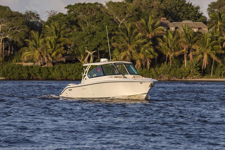 Photo 31 of 34 - 2017 Pursuit DC295 Dual Console for sale