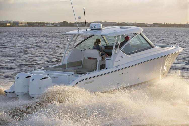 Photo 34 of 34 - 2017 Pursuit DC295 Dual Console for sale